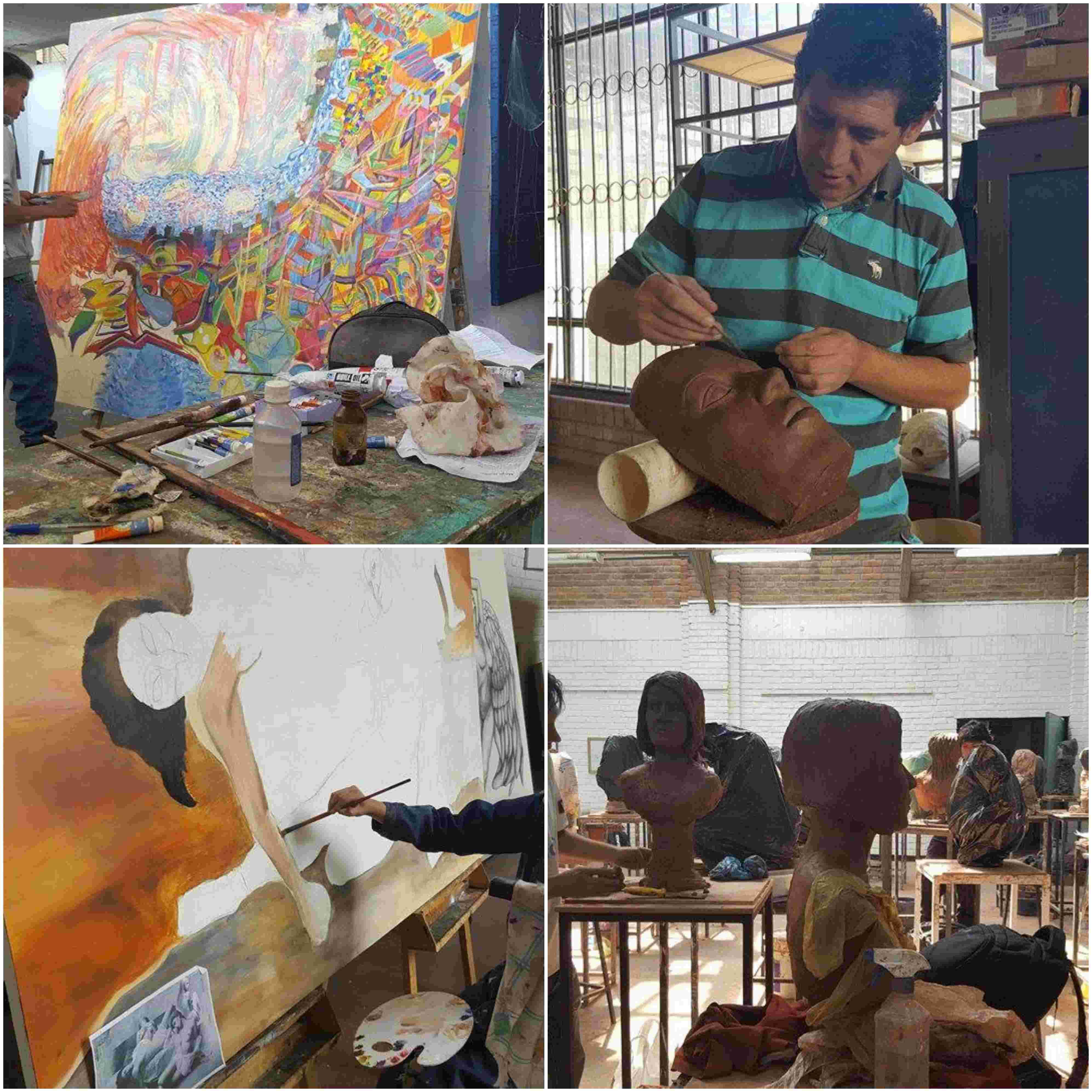 Exposición Artes