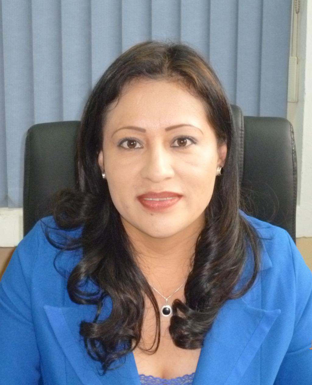 Dra. Marcia Singaña Secretaria Abogada