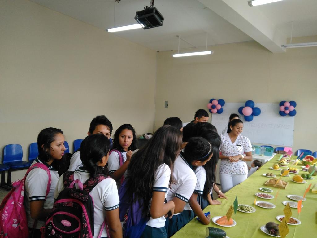 NUTRICIÓN CARRERA DE ENFERMERIA