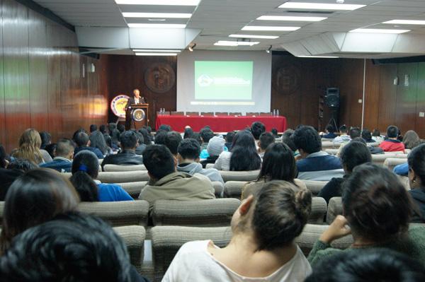 Ciencias Económicas acerca a los estudiantes casos exitosos de emprendimiento