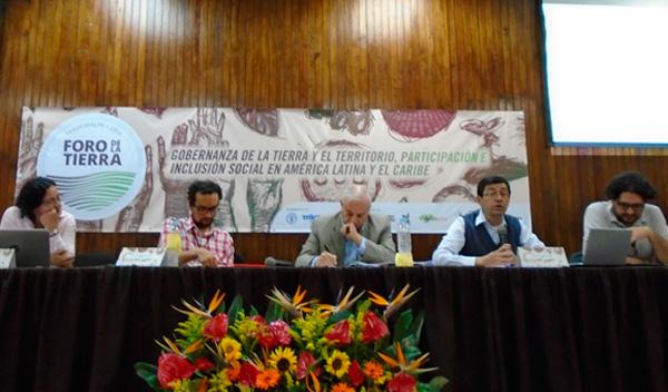 Foro de la Tierra en Honduras contó con la participación de la Universidad Central