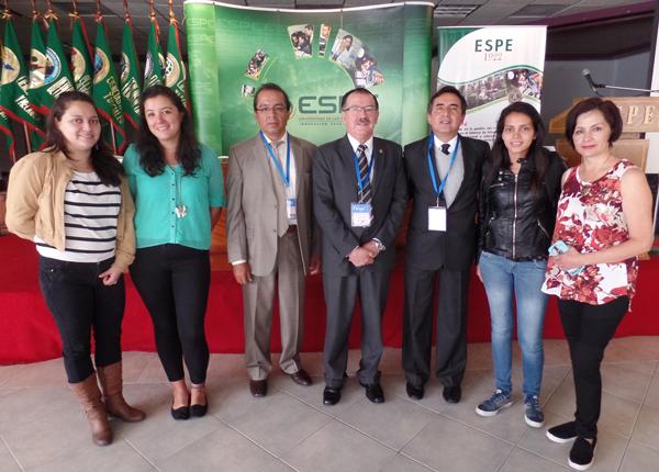 Investigadores centralinos participaron en IV Congreso REDU