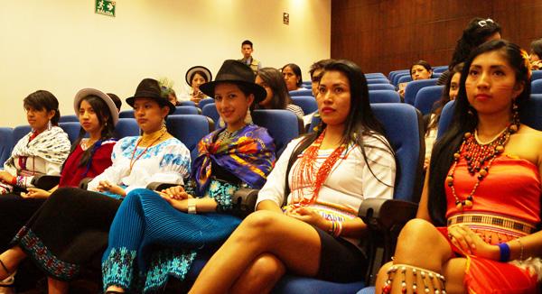 Elección de Embajadora Pluricultural del Ecuador se realizará en la Universidad Central