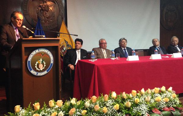 La Facultad de Ciencias Económicas celebra 66 años de tradición democrática y propositiva