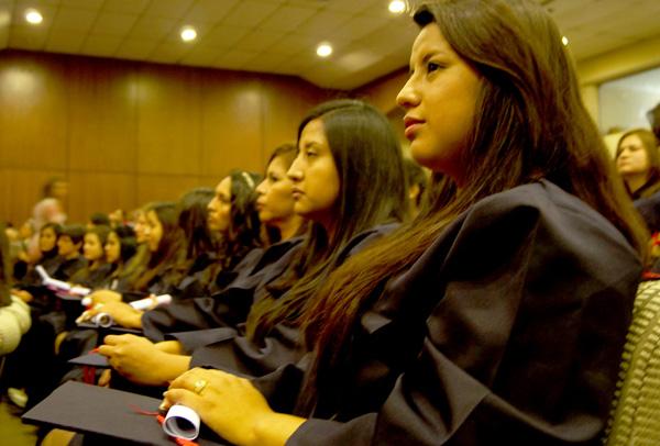 Nueva promoción de Trabajadores Sociales ratifican su visión social